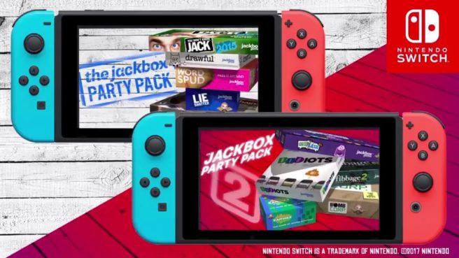 The Jackbox Party Pack 1 y 2 anunciados para Nintendo ...